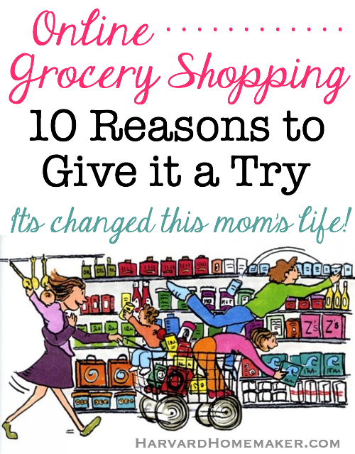 Online Grocery Shopping_10 Reasons to Give it a Try