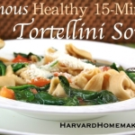 Famous Healthy 15-Minute Tortellini Soup
