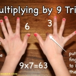 Multiplying by 9 Trick