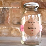 Little Jar of Happiness:  Choose to Be Happy in 2013!