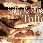 Toffee:  So Easy & So Good!