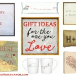 Gift Ideas for the One You Love