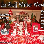 Elf on the Shelf Winter Wonderland and Photo Gift