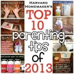 Top 10 Parenting Tips of 2013